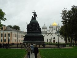 ロシア千年記念碑