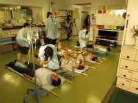第1回 震災を考える日の取組み(2011/06/02) 防火・防災総合訓練