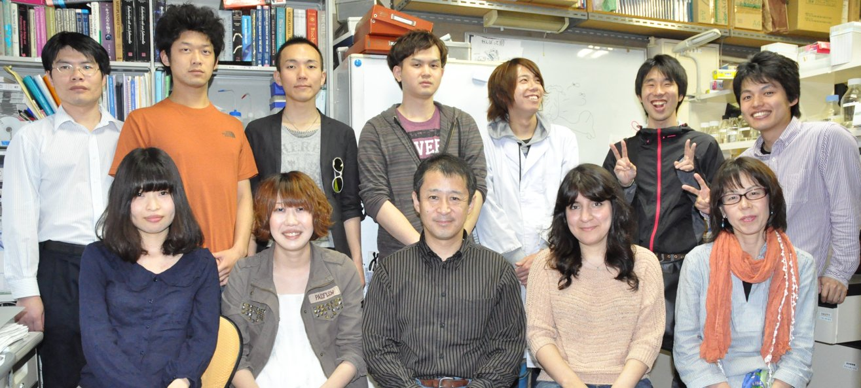 宮田教授(理学研究科)が領域代表を務める新学術領域研究が採択されました!