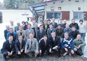 白馬セミナーハウス40周年記念式典を開催しました