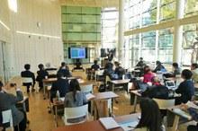 文部科学省「共同利用・共同研究拠点」先端的都市研究拠点・事業総括シンポジウムを開催