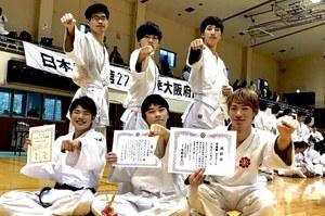 上左から:住本さん、皆見さん、高瀬さん <br>下左から:松本さん、中辻さん、石倉さん<br/>