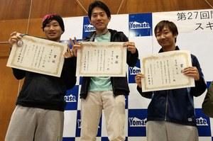中央:福田さん