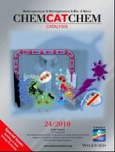 人工光合成研究センター 天尾所長の論文がChemCatChem(2019年12月3日)のCover Featureを飾りました