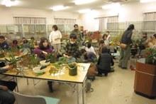 本格門松を手作りで!「ミニ門松作り体験教室」を開催(理学部附属植物園)