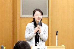 長生き線虫さんの食生活 中台枝里子准教授