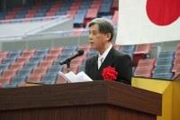湯浅 勲 教育後援会代表幹事