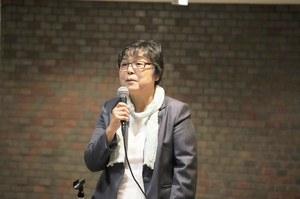 「国際ビジネス演習」担当者の下崎名誉教授<br/>からのコメント
