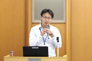 Chih-Ming Wang氏による基調講演