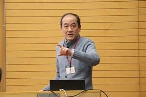 吉田善章 教授(東京大学)