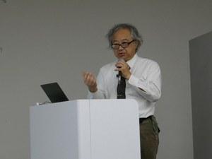 工学研究科 中島准教授
