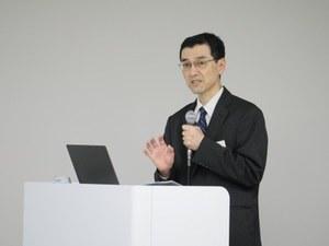 生活科学研究科 酒井准教授
