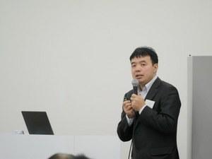 工学研究科 梁准教授