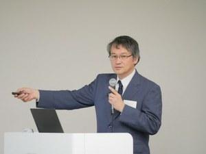 工学研究科 横川教授
