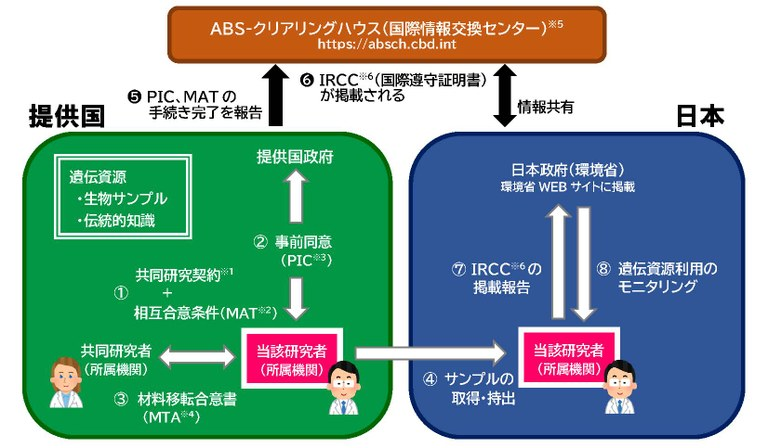 ABS-flow